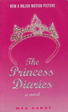 Ya Books From The 2000's. Nostalgia for The Princess Diaries by Meg Cabot!