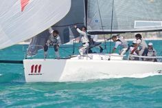 Islas Vírgenes: Melges 32 Winter Series