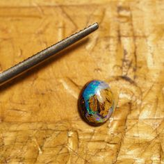 Australian opal from Quilpie. To featured in Rare Earth: Australian Made at Courtesy of the Artist.