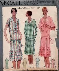 Image result for vintage 1920s fashions prints