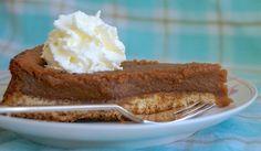 Sinner Sunday: Sweet Potato Pie oftewel zoete aardappel-taart. Verrassend lekker!