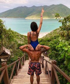 How to Take Good Beach Photos Cute Relationship Goals, Cute Relationships, Couple Beach Pictures, Couple Photos, Cute Couples Goals, Couple Goals, Gym Couple, Couple Photography, Photography Poses