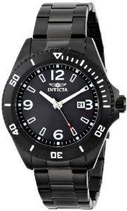 Invicta Men's 16333 PRO DIVER Analog Display Japanese Quartz Black Watch