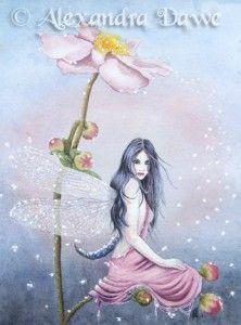 Alexandra Dawe Fairy Art