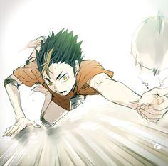 I oto kolejny Challenge tym razem z anime Haikyuu. Haikyuu Nishinoya, Kageyama Tobio, Haikyuu Fanart, Kagehina, Haikyuu Anime, Me Anime, Anime Guys, Manga Anime, Anime Stuff