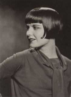 Louise Brooks on the set ofPandora's Box  1929