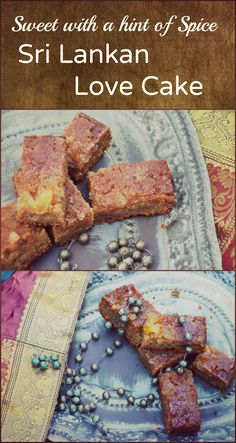 Sugar and spice, everything nice! This Sri Lankan Love Cake combines the sensual heat of exotic spices with a heavenly sweetness that you just wouldn't stop with a single bite!