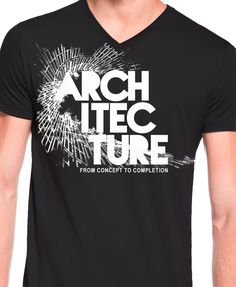 Architect T-Shirts on Behance