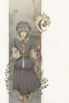 Aromatic Grass by Loputyn on DeviantArt Epic Art, Amazing Art, Vintage Japanese, Japanese Art, Drawing Games, Cool Artwork, Traditional Art, Art Inspo, Fashion Art