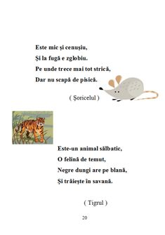 fileshare_200 de ghicitori pentru copii.pdf Early Education, Kids Education, Kids Poems, Activities For Kids, Kindergarten, Kid Activities, Early Learning, Early Years Education, Petite Section