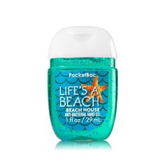 Mini Antibactérien Life's a Beach Bath and Body Works