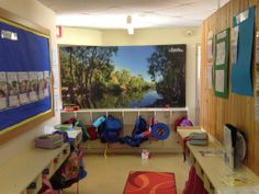 These activity centre themed backgrounds take the children to another place and encourage their creativity and imagination.