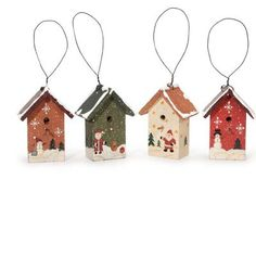 fancy wooden bird houses | Recycled Birdhouse Company – Recycled ...