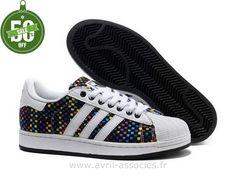 Boutique Femmes Adidas Superstar Armure Couleur Blanc (Adidas Superstar Femme)