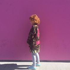 #my #curly #sue #mygirl #melrose #summer #sun  #pink #wednesday #paulsmith #store #losangles #love #fashionstore #girl #talesofrebels #clownboutique #rocknrollpeople #whatsnottolove #7711melrose