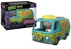 ToyzMag.com » Scooby-Doo : Funko Dorbz & Ridez