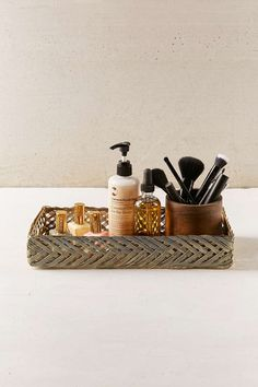 Leni Woven Catch-All Tray