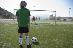Soccer Goalie Drills for Kids