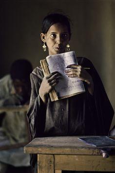 Mali. Fotografia: Steve McCurry.