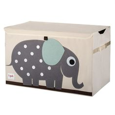 @rosenberryrooms is offering $20 OFF your purchase! Share the news and save! (*Minimum purchase required.) 3 Sprouts Elephant Toy Chest #rosenberryrooms