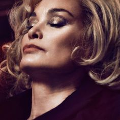 jessica lange for marc jacobs beauty.