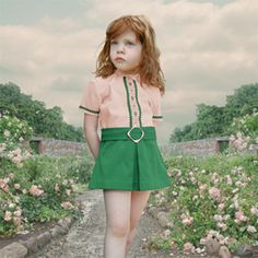 The Rose Garden by Loretta Lux