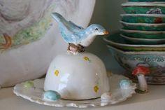 Julie Whitmore, amazing ceramic artist and painter