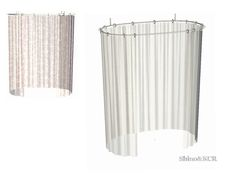 ShinoKCR's Bathroom New Orleans - Shower Curtain