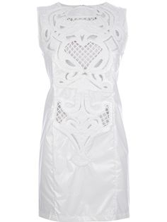 KTZ - lace embroidered dress 6