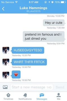 OMH HE KNOWS FANGIRL TALK
