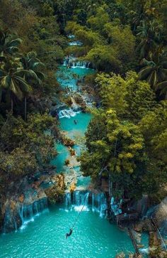 @ 𝗁 𝖾 𝗇 𝗋 𝗂 𝗄 𝖾 𝗄 𝗋 𝖺 𝗆 𝖾 𝗋 Fall Photos, Dream Vacations, Regions Of The Philippines, Visayas, White Sand Beach, Los Cabos, Waterfalls, Beautiful World, Beautiful Places