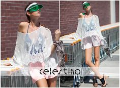 Girly outfit ! celestino.gr