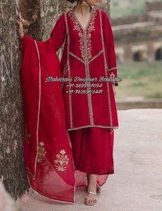 🌺Online Designer Suits For Ladies🌺 👉 CALL US : + 91-86991- 01094 / +91-7626902441 or Whatsapp --------------------------------------------------- #maharanidesignerboutique #bridalwear #bride #fashion #wedding #indianwedding #onlineshopping #partywear #indianfashion #designer #weddinginspiration #designerwear #onlineshopping #designerboutique #womenwear #indianwear #fashion #fashionstyle #suitlovers #boutiqueshopping #boutiqueshoppingonline Punjabi Salwar Suits, Patiala Salwar, Anarkali, Pakistani Salwar Kameez Online, Salwar Suits Simple, Salwar Kameez Online Shopping, Punjabi Suit Boutique, Punjabi Suits Designer Boutique, Boutique Suits