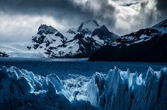 The Breathtaking Sites at Perito Moreno in Patagonia, Argentina