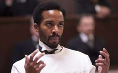 """Star Clive Owen is great in Cinemax's bloody, underrated series, """"The Knick."""" But Andre Holland, tho. Andre Holland, The Knick, Clive Owen, Afro Punk, Tv Actors, Movie Tv, Cinema, Husband, Guys"""