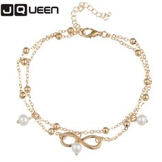 Like and Share if you want this  Simple Style Metal Beads Infinity Anklets Imitation Pearl Chain Gold Color/Silver Tone For Women NYAN1 Alloy Jewelry 8 Shape     Tag a friend who would love this!     FREE Shipping Worldwide     Buy one here---> http://jewelry-steals.com/products/simple-style-metal-beads-infinity-anklets-imitation-pearl-chain-gold-colorsilver-tone-for-women-nyan1-alloy-jewelry-8-shape/    #necklaces