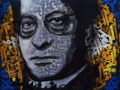 Location: Beirut, Lebanon Photo by Jackie Hadel street art united states - home