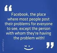 funny quotes about facebook - Bing Images