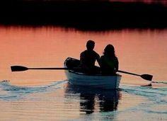 Romántica aventura.