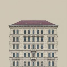 Urban Symmetry Architectural Photography Series Of Fictitious