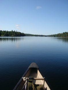 Lake Matagamasi.
