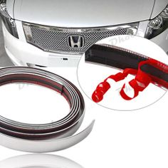 Car Chrome Styling Decoration Moulding Trim Strip 21mm for All Car Grill/Interior/Exterior