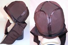 RARE Vintage Art Deco Gatsby Brown Silk Women Travel Motoring Driving Cloche Hat | eBay