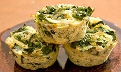 Muffin Tin Mania: Spinach Quinoa Cakes