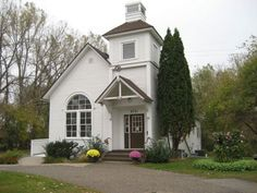 Golden Valley Historical Church - Golden Valley, MN