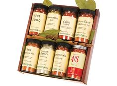 21 Gift Ideas for Healthy Cooks: Penzey's Gift Box