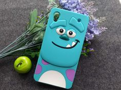 1PCS 3D Cartoon animals monsters sulley Soft Silicone Case For Sony Xperia M4 Aqua,E2303,E2333,E2353 Silicon Cover phone cases-in Phone Bags & Cases from Phones & Telecommunications on Aliexpress.com | Alibaba Group