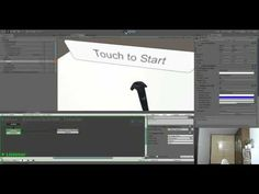 Unity Playmaker and Vive - Create touchable UGUI Buttons with Various Options - YouTube