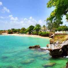 Paradise in Tobago at Crown Point Beach Hotel