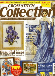 Cross Stitch Collection N'115